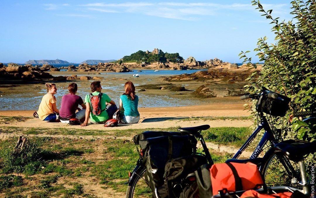 Regarder Idée séjour vélo : échappée iodée