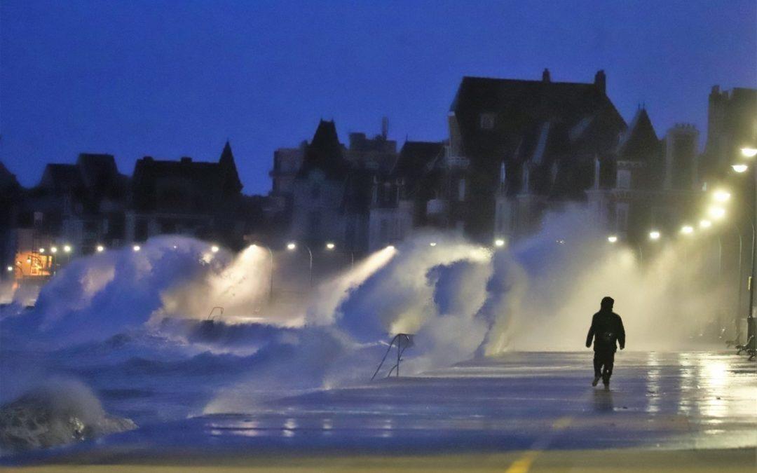 Saint-Malo : à quoi faut-il s'attendre pour les plus grandes marées de l'année ?