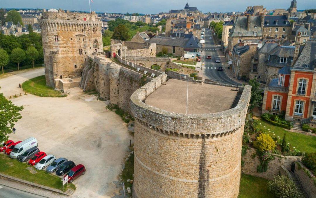 Le château de Dinan rouvre à partir de ce samedi 19 juin 2021