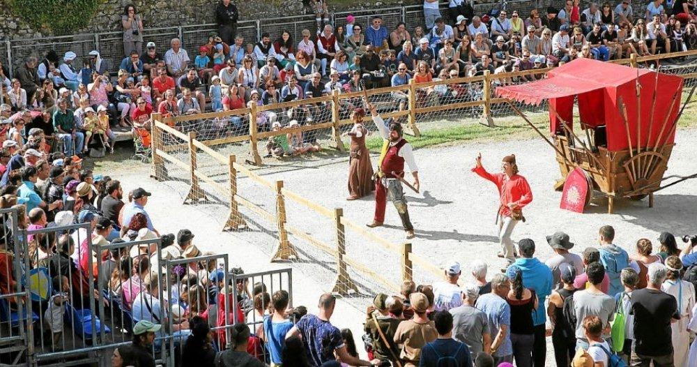 Dinan – Il y aura bien une fête médiévale cet été à Dinan