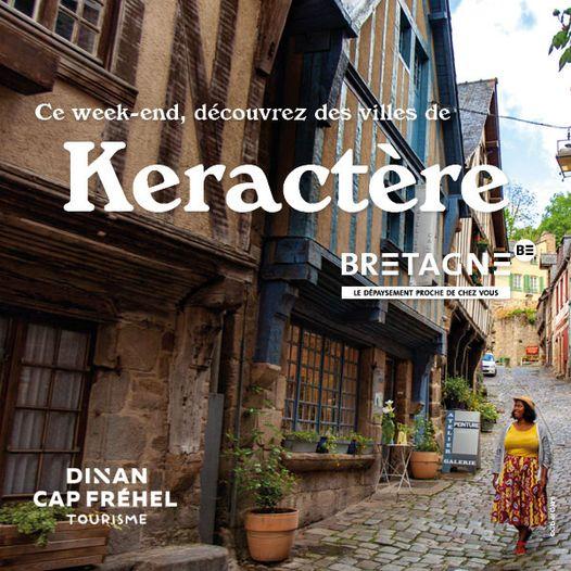 Dinan, ville de Keractère !…