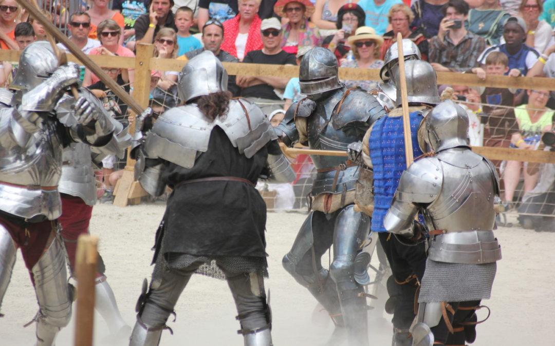 Festival médiéval à Dinan : «Remparts de l'Histoire», le programme